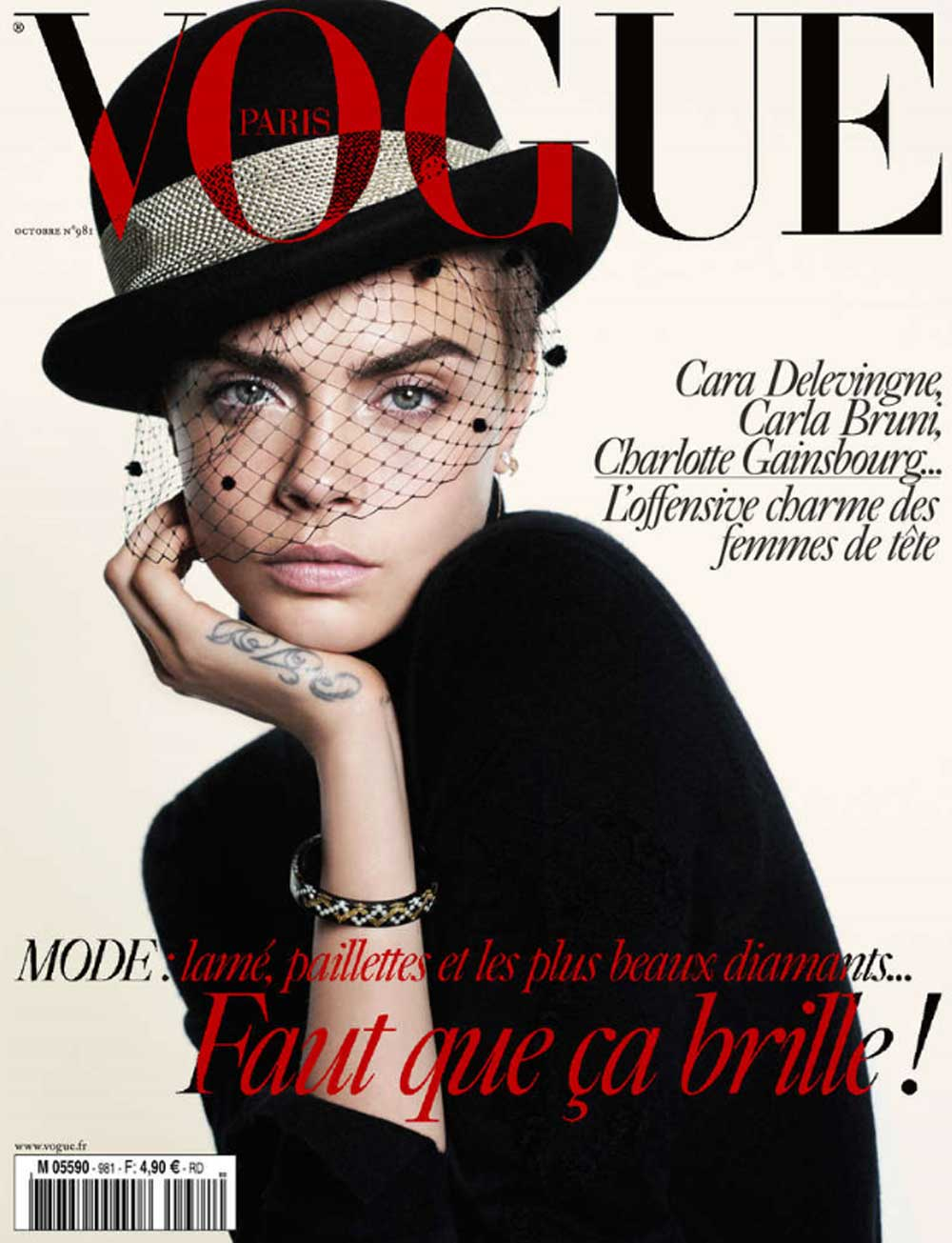 Magazine Vogue Dr Leduc Paris