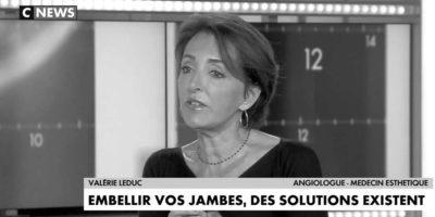 Valerie Leduc sur C NEWS
