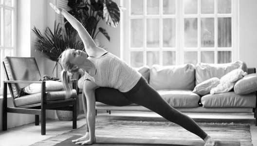 Confinement Paris Sport Yoga